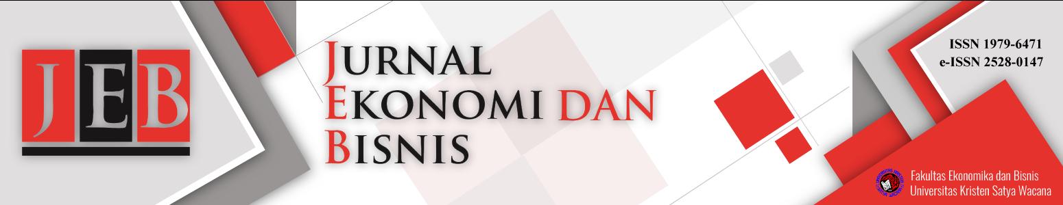 Jurnal Ekonomi dan Bisnis